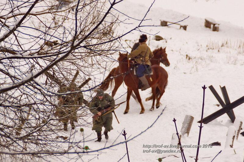 Военно-историческое мероприятие Дунинский рубеж