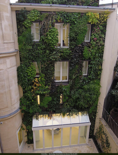 Озеленение города с креативным подходом