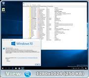 Windows 10 Redstone 2 [14965.1001] (x86-x64) AIO [28in2] adguard (v16.11.10)