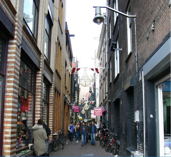 Амстердам, каннабис