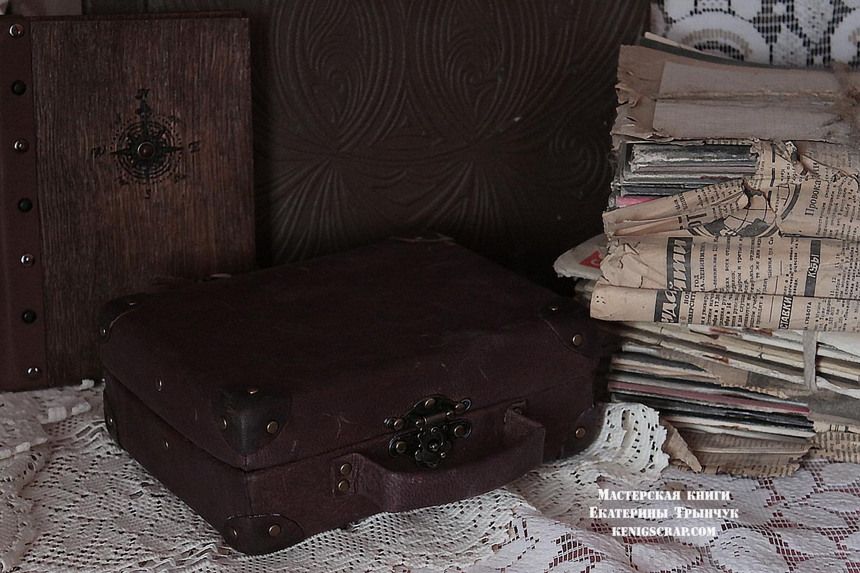 Как сделать чемодан