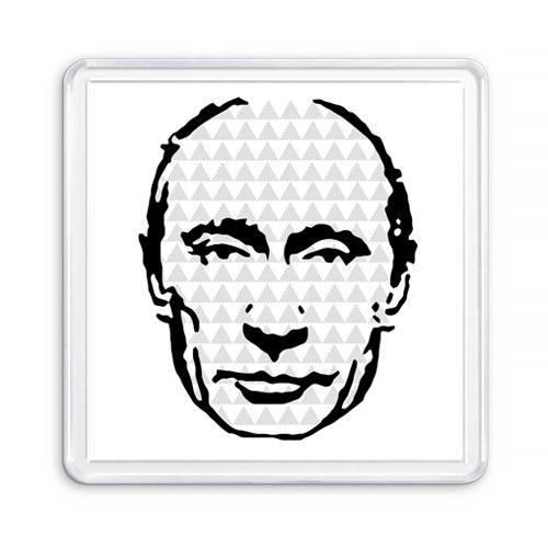 МАГНИТ АКРИЛОВЫЙ / ПРЕЗИДЕНТ РФ (арт. 000275)