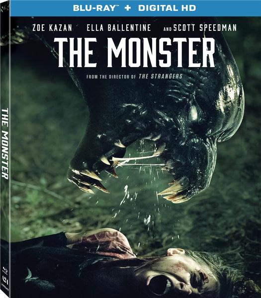 Монстры существуют / The Monster (2016/BDRip/HDRip)