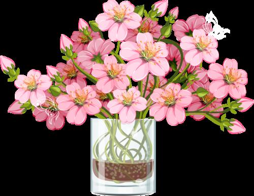 Клипарт цветы