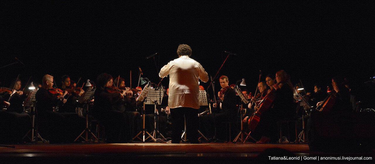 Мурад Ассуил. II Форум классической музыки в Гомеле