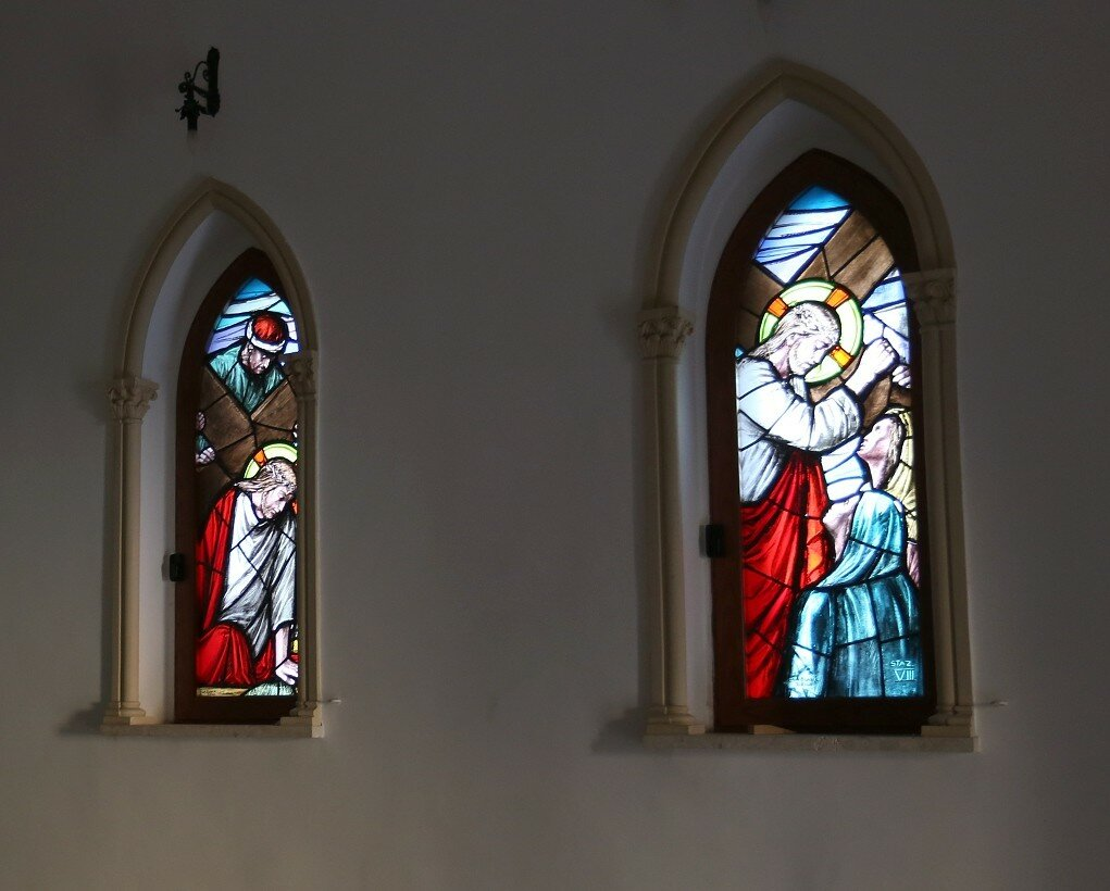 Jela. Capuchin Church of the lesser brothers (Chiesa Dei Frati Minori cappuccino)