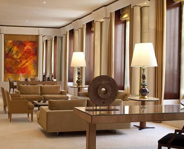 Самые дорогие гостиничные номера в мире (10 фото)