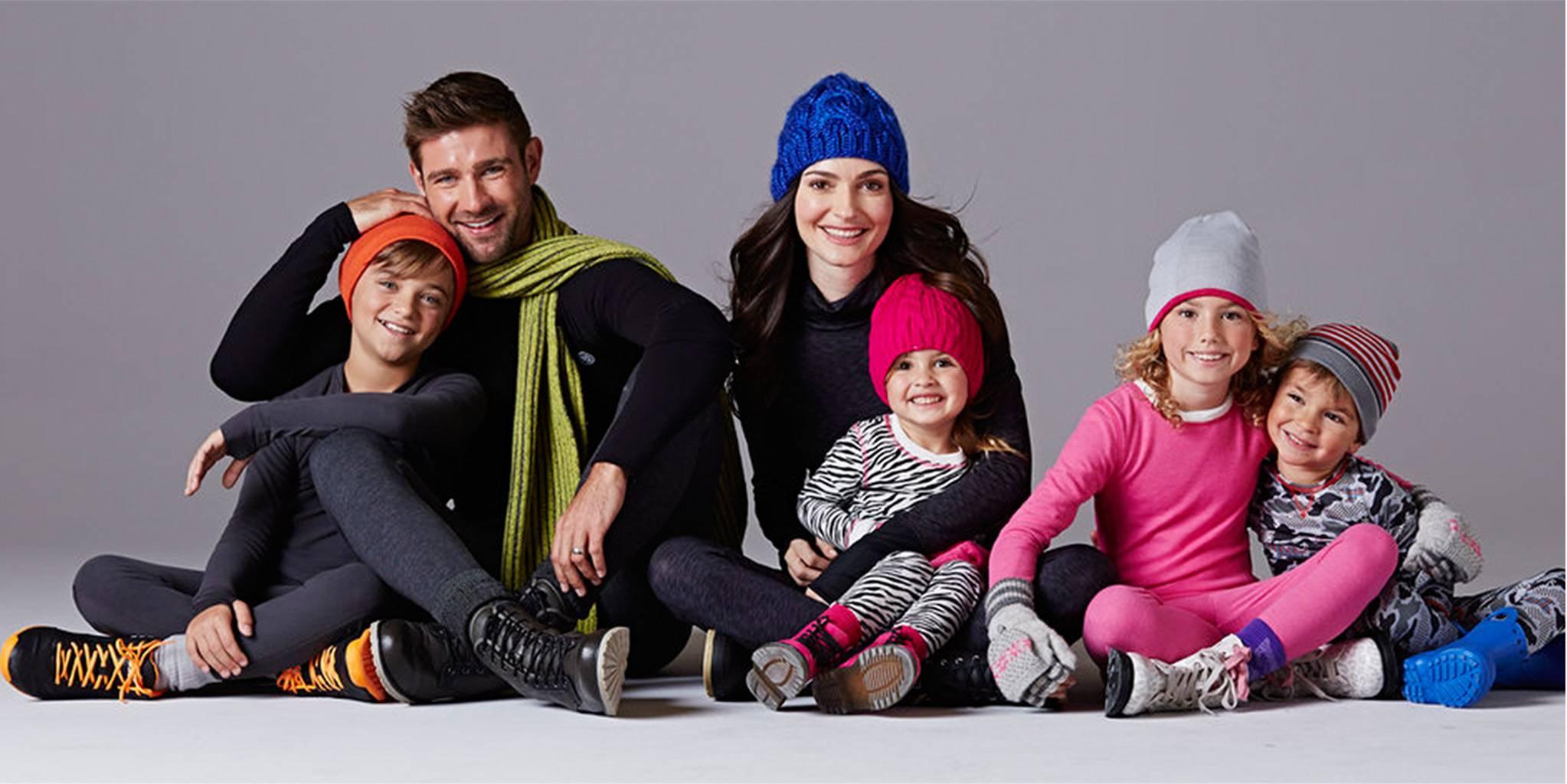 Некоторое время назад основными потребителями термобелья считались профессиональные спортсмены, альп