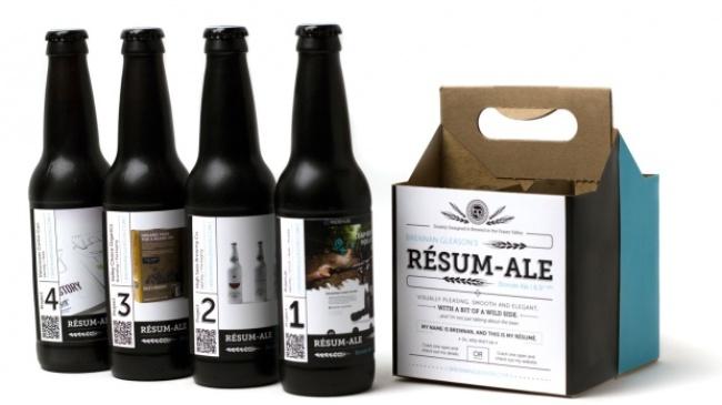 Дизайнер ипивовар-любитель Бреннан Глизон варит хорошее пиво, упаковывает е
