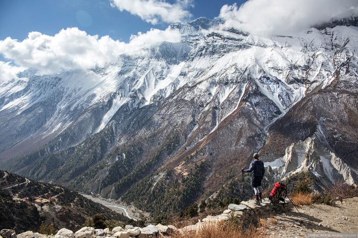Гималаи: Кольцо Аннапурны (26 фото)
