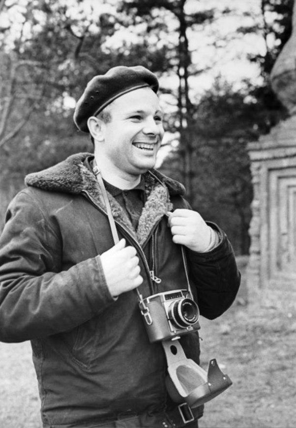 Другой Гагарин (16 фото)