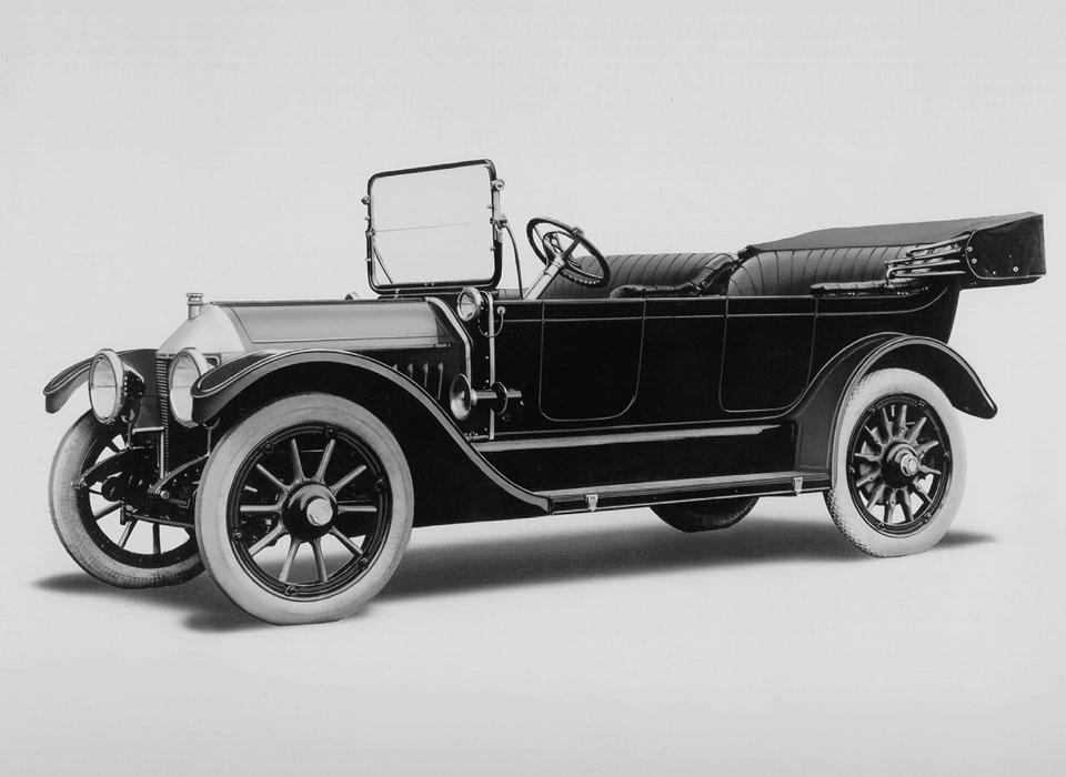 8. Chevrolet Classic Six (1911) Мисандерстендинг. Вот что случилось в отношениях основателей марки У