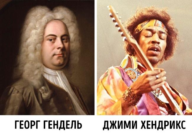 © wikipedia  © jimihendrix  Великий композитор Георг Фридрих Гендель жил пососедству со