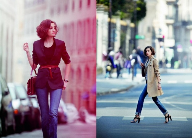 Базовый гардероб вофранцузском стиле, чтобы выглядеть как парижанка (10 фото)