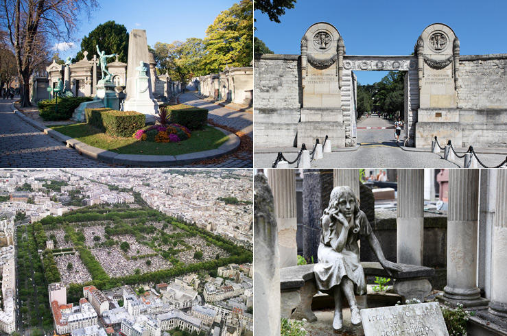 Самые удивительные и красивые кладбища мира (15 фото)