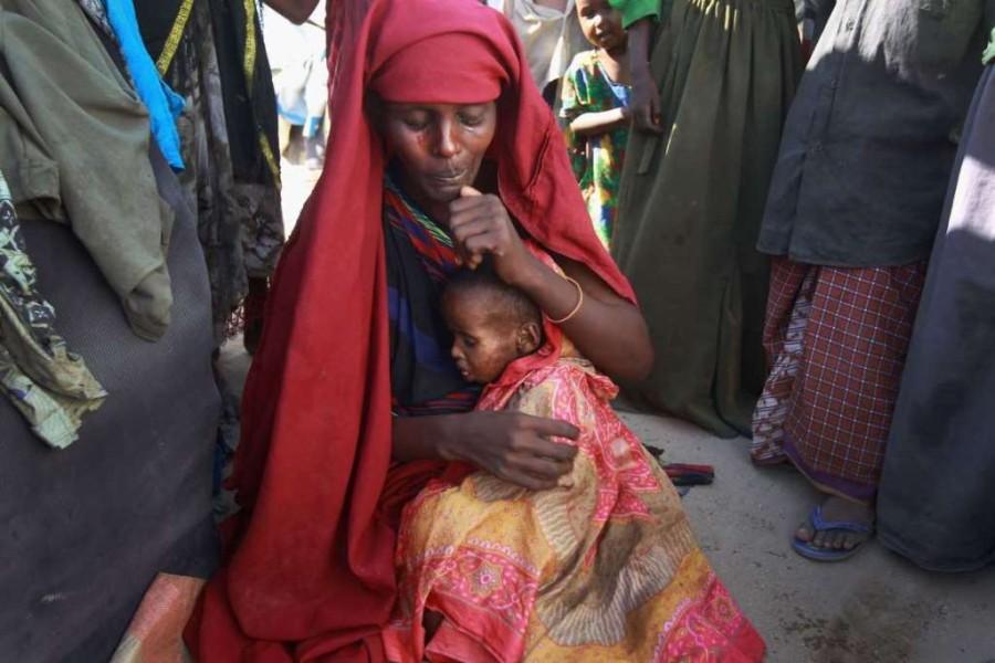 21. Самой наихудшей страной для матерей и детей признана Сомали. Именно здесь во время беременности