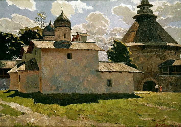 Владимир Фёдорович Стожаров (1926-1973)