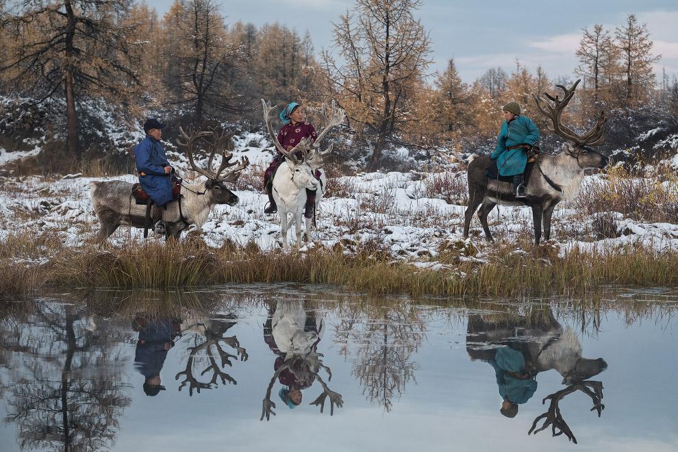 6. Район озера является национальным парком, который строго охраняется, являясь переходной зоно