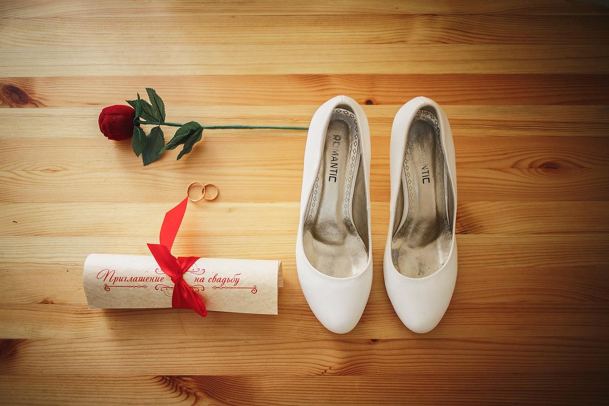 Подготовка к свадебной церемонии (1 фото)