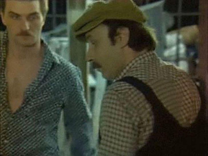 Александр Балуев, 1981, «Следствие ведут Знатоки. Дело №16. Из жизни фруктов» — работник овощебазы.