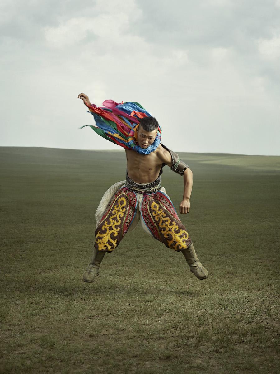 Еще Чингисхан заставлял своих бойцов делать физические упражнения, чтобы они всегда были готовы к би