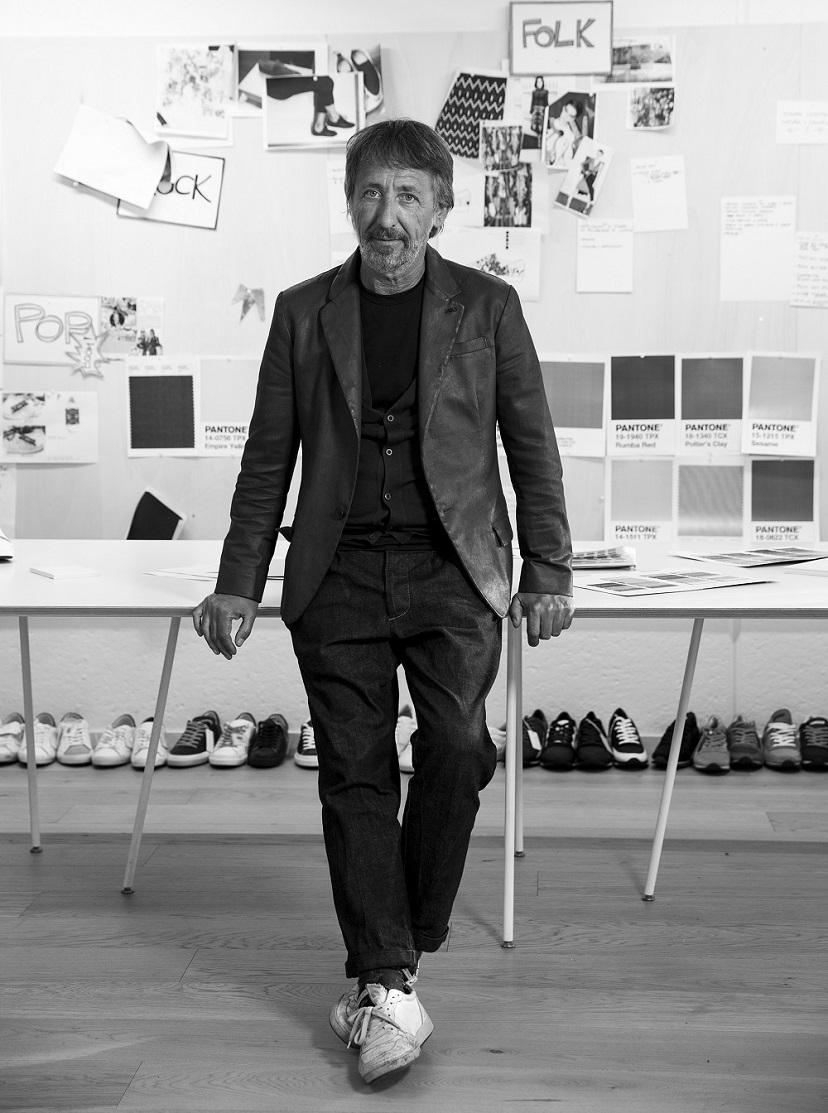 Бренд Philippe Model через призму слов арт-директора Паоло Гамбато (1 фото)