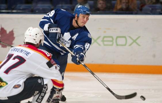 Юбилейный 100-й чемпионат НХЛ открылся сбомбардирского рекорда новичка «Торонто»