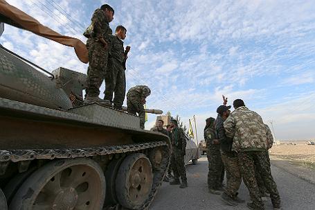Сирийские повстанцы при помощи Турции отбили Дабик утеррористов «Исламского государства»
