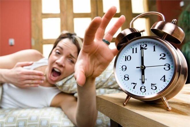 Докторам: намикрофлору кишечника влияет недосып