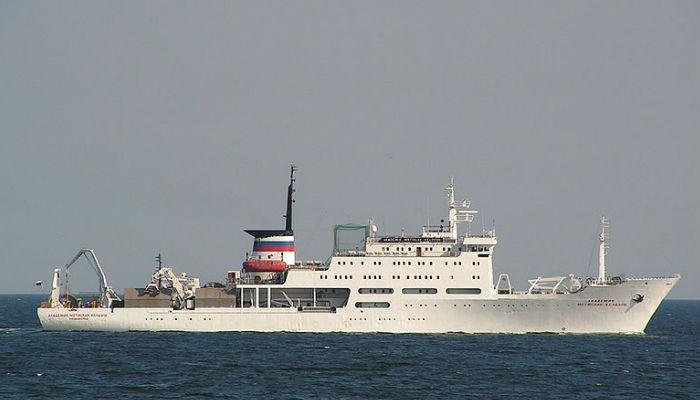 ВоВладивостоке прошел тестирования русский подводный робот