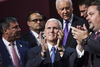Трамп потребовал извинений загрубость артиста вадрес будущего вице-президента США