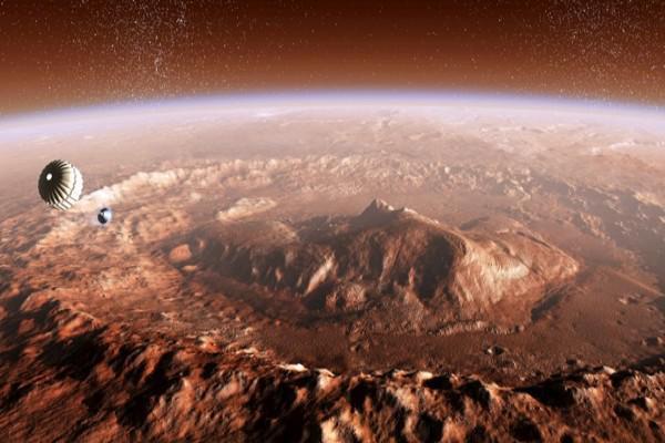 В 2007-ом году NASA могли терять подтверждения жизни наМарсе— Ученые