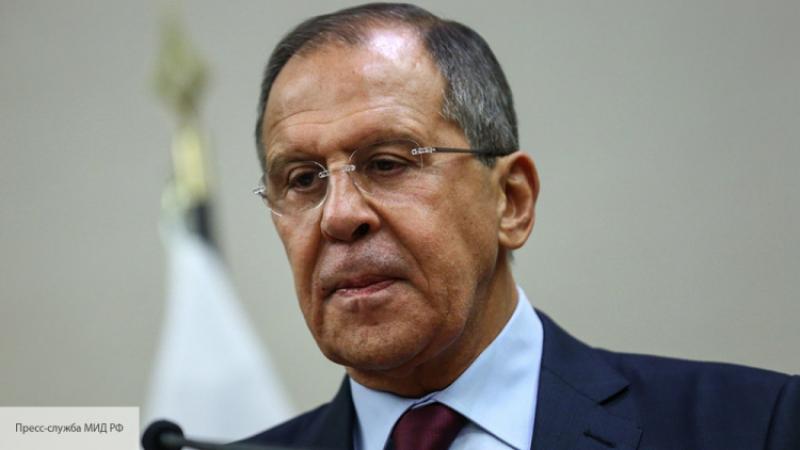 Лавров призвал администрацию Трампа вывести отношения сРоссией изкризиса