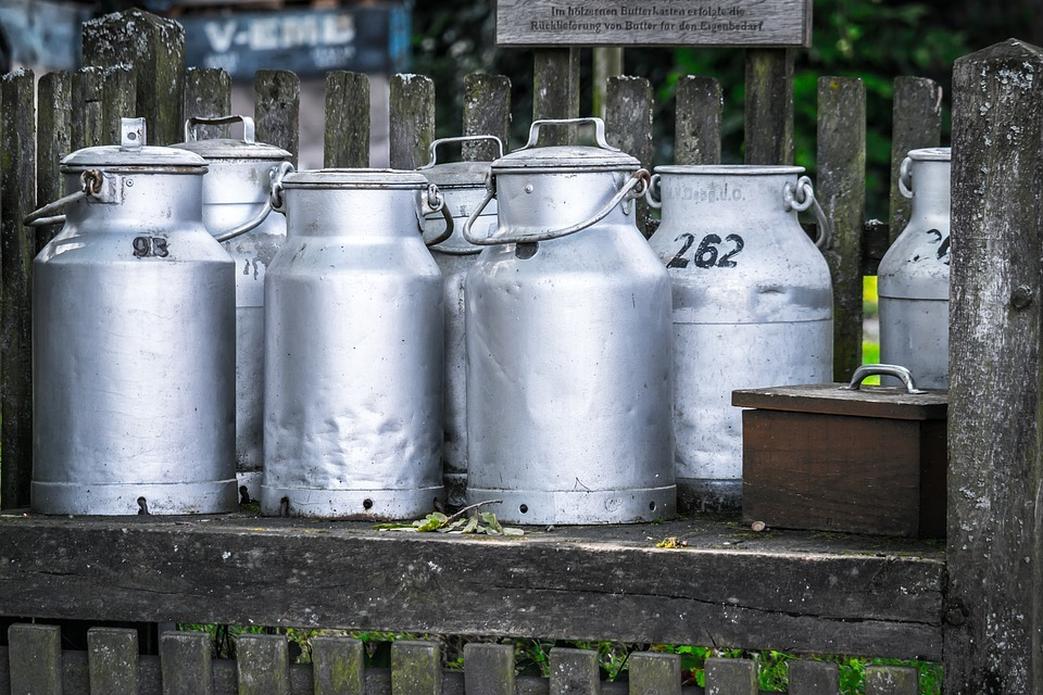 Для борьбы сфальшивым молоком впервый раз поменяют ГОСТ