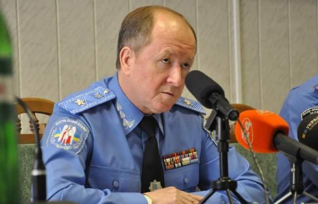 Вдом прежнего руководителя закарпатской милиции стреляли изгранатомета