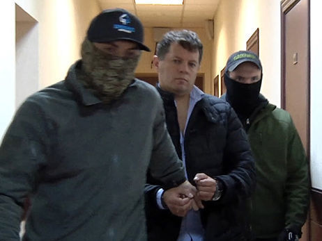 Фейгин: Московский суд оставил под арестом корреспондента Сущенко