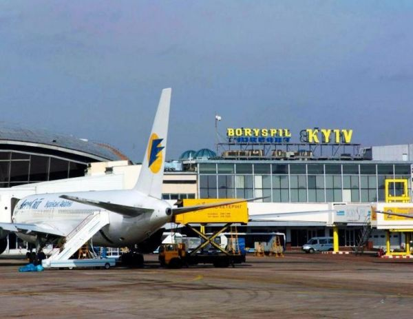 Таможенники в«Борисполе» непропустили в Украинское государство 2-х граждан России