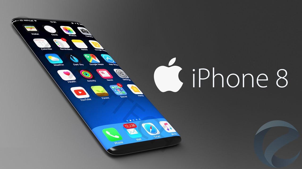 Бенджамин Гескин обнародовал новые фотографии iPhone 8