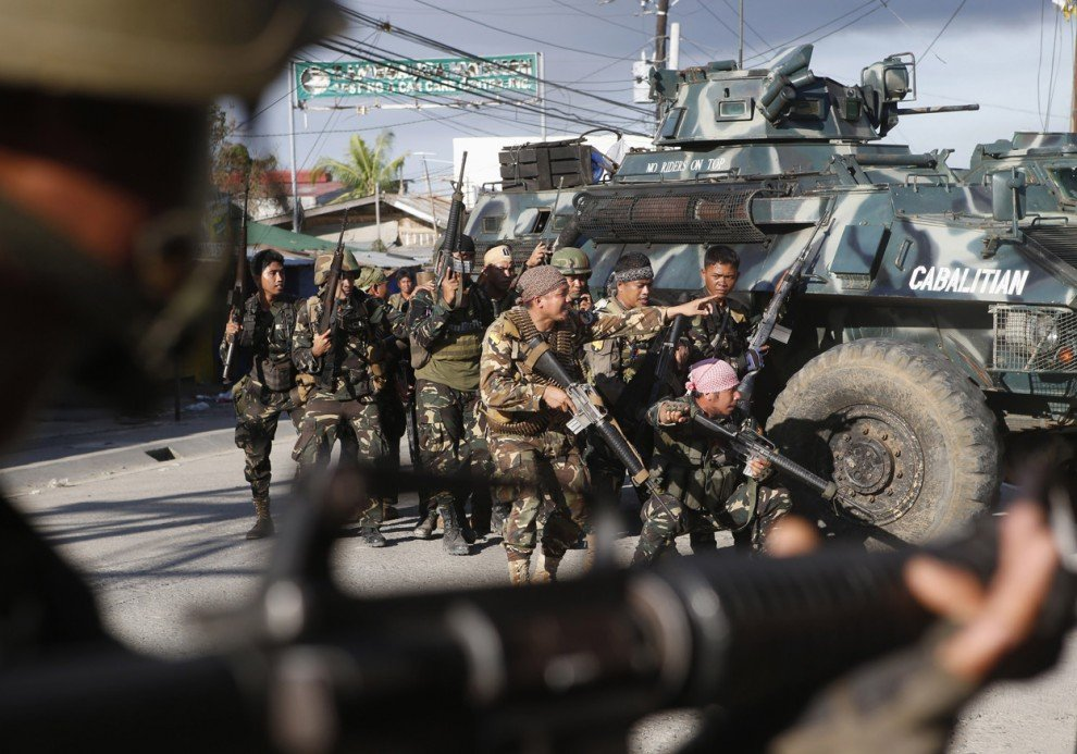 Бои между армией иисламистами наФилиппинах: погибли 100 человек