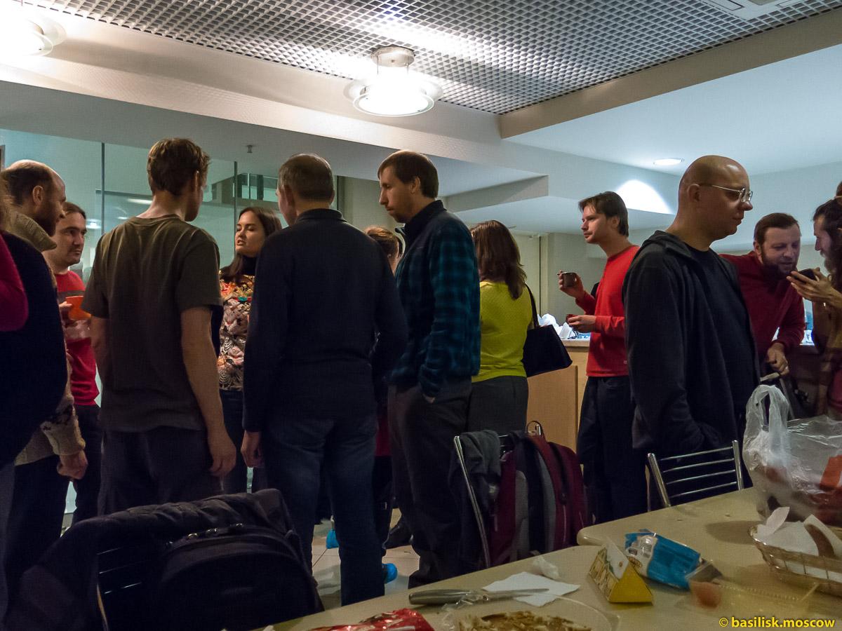 Путешественник Роман Устинов рассказывает о Камчатке. Экоцентр Воробьёвы горы. 8 ноября 2016