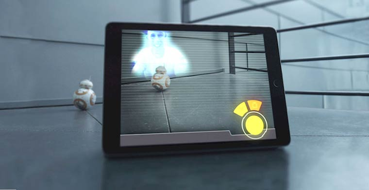 BB-8 - The droid from Star Wars 7 is now a toy controlled by smartphone!