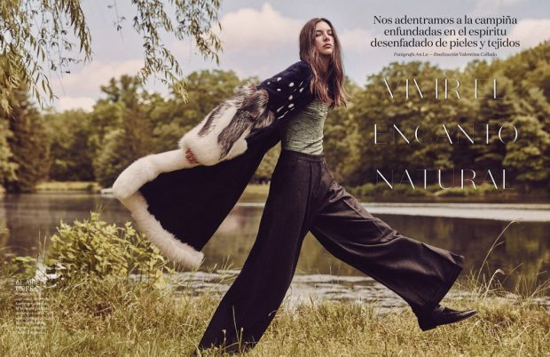 Jacquelyn Jablonski Stars in Vogue Latin America October 2016 Issue