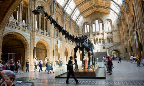 Some museums have no problem with visitors taking photos as they go round, but before you whip o
