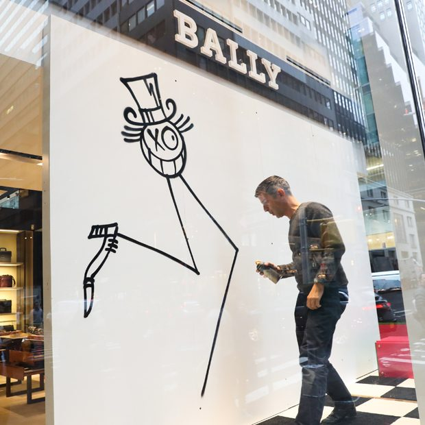 BALLY x ANDRE SARAIVA Collaboration