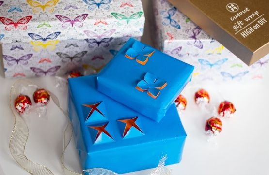 Упаковка с окошками