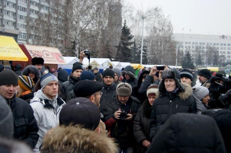 Красноярск 10 декабря 2011 год