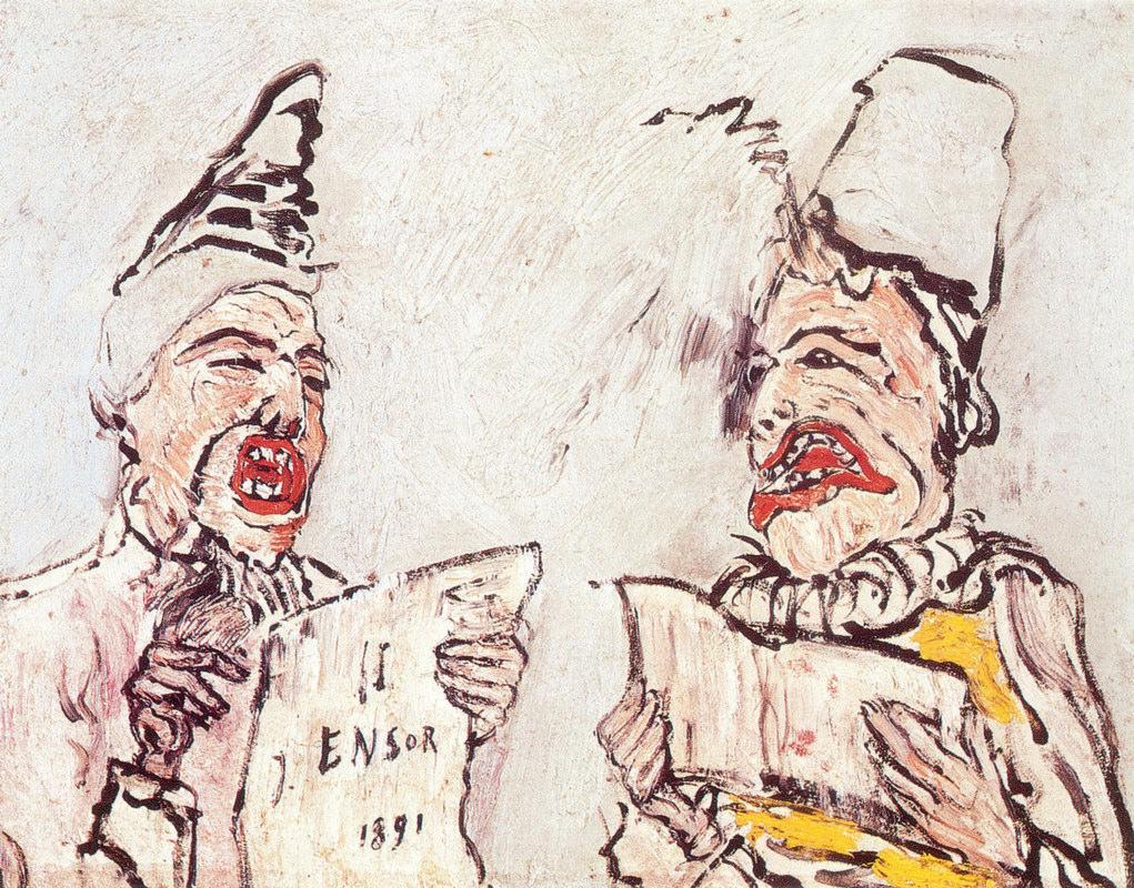 3-Живопись_James-Ensor_The-Grotesque-Singers.-1891.jpg