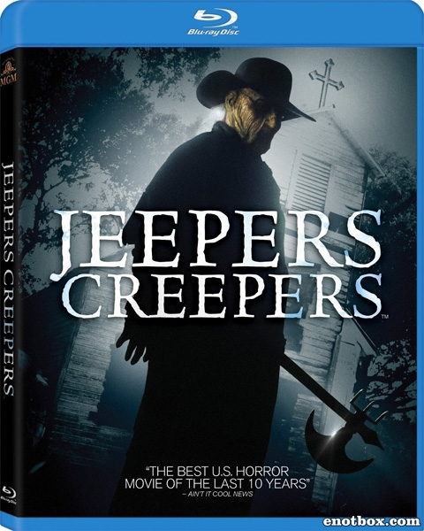 Джиперс Криперс / Jeepers Creepers (2001/BDRip/HDRip)