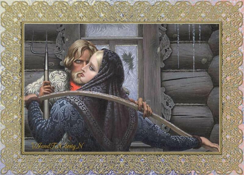 художник КОНСТАНТИН АЛЕКСЕЕВИЧ ВАСИЛЬЕВ у чужого окна 1.jpg