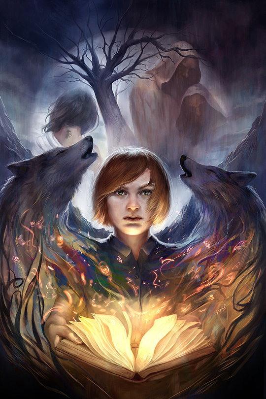 Fantasy Illustrations by Jonas Akerlund